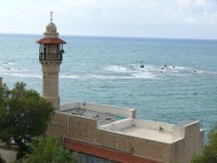 Jaffa Sea-Mosque