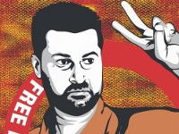 Jailed Bil'in Protest Organizer, Abdallah Abu Rahmah, Released One Day Behind Schedule
