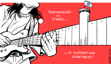 Stevie Wonder: Stand Against Apartheid Everywhere!