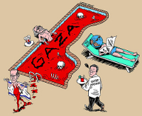 Gaza, killing with impunity