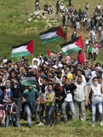 20 killed, 360 Injured as Israeli Troops Attack Naksa Protests