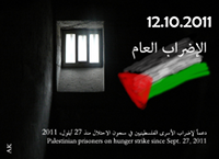 Join Palestinian prisoners on hunger strike for one day