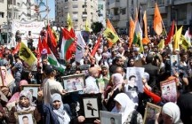 17. April - Palestinian Prisoners Day - Start of Mass Hunger Strike