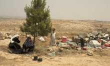 Protest the demolition of entire Palestinian village