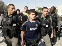 Palestinian parents tell Israeli police to stop harassing Jerusalem children