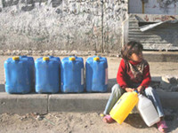 Israel must stop the illegal demolition of rain collecting cisterns in Area C